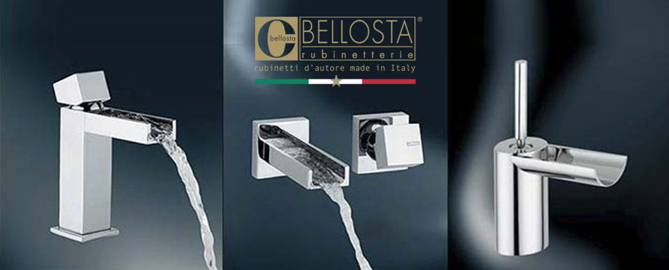 Rubinetteria Bellosta by esagonoceramiche
