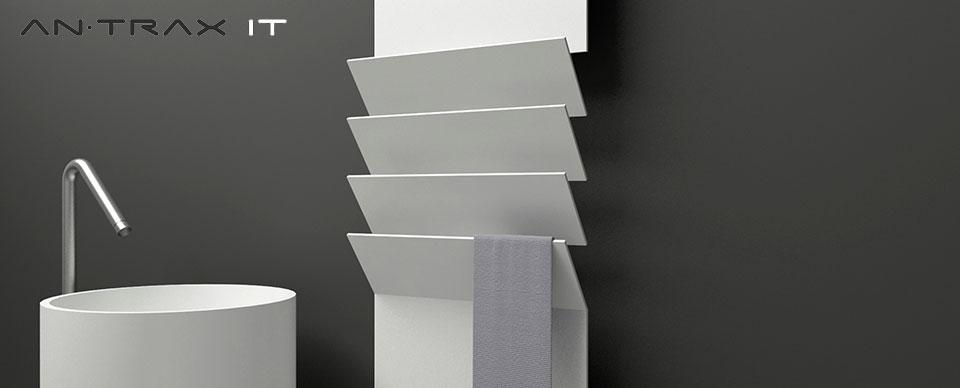 Antrax rivenditore autorizzato esagono ceramiche for Termosifoni runtal