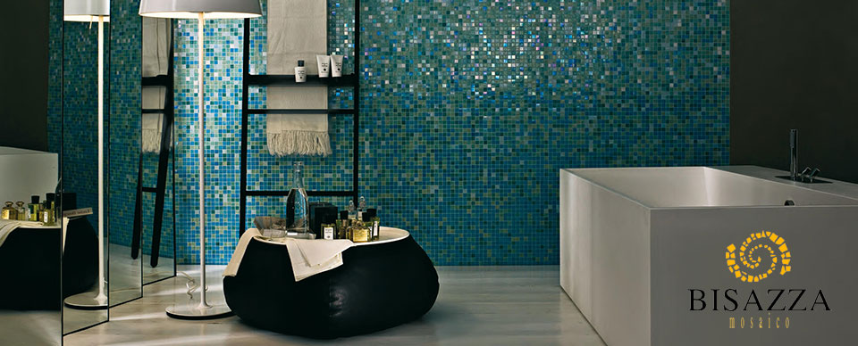 Bisazza mosaici rivenditore autorizzato esagono srl for Mosaici pavimenti interni