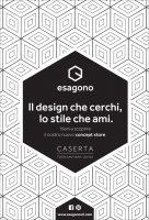 A Caserta un nuovo concept store ESAGONO