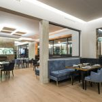 Arredamenti ristorante by esagonoceramiche