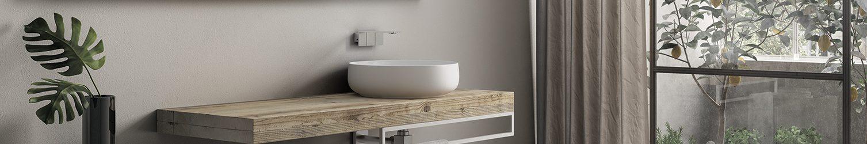 Arredo bagno in legno: 3 motivi per sceglierlo