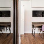 Progetto Esagono: villa privata all'insgena del colore e del decorativismo
