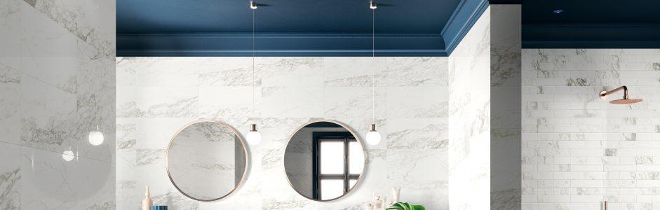 Rivestimenti per il bagno: i 5 più belli per pavimenti e pareti