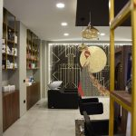 Progetti Esagono: un centro estetico e parrucchiere dallo stile unico