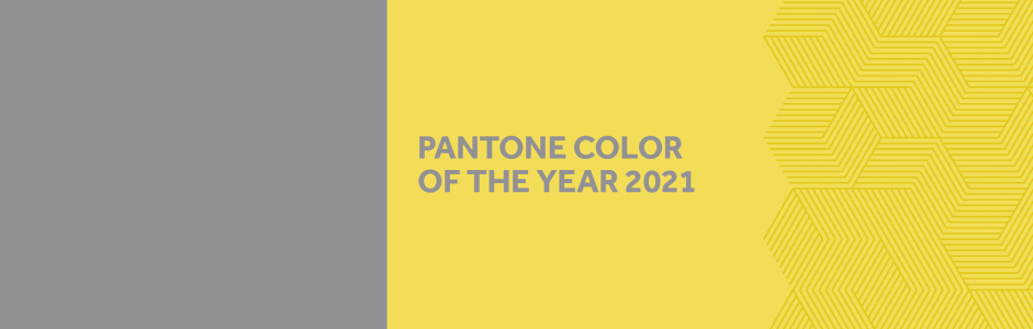 Svelato il colore Pantone 2021: la combinazione Ultimate Gray e Illuminating