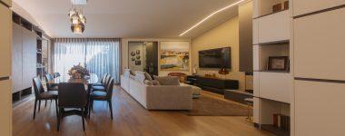 Progetti Esagono: eleganza e funzionalità per una casa nel centro di Caserta