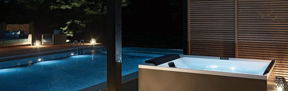 Novellini presenta Divina: la vasca idromassaggio perfetta per il bagno e per l'outdoor
