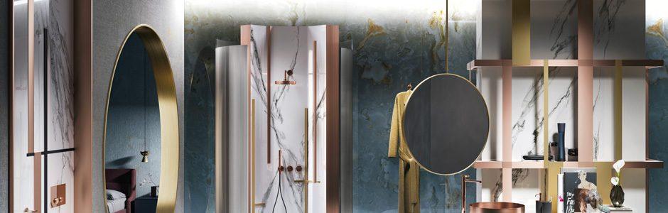 Anello di Gessi: la rubinetteria ispirata a un gioiello di alta oreficeria