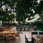 Progetto ristorante Raraterra FADD Architects