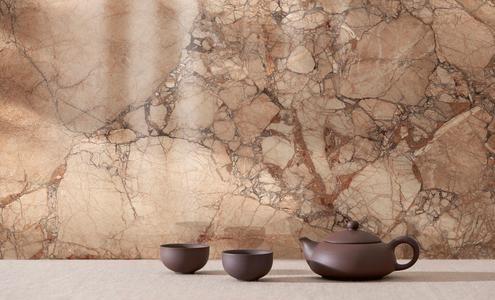 Incanto di Ragno: il gres porcellanato che sembra marmo